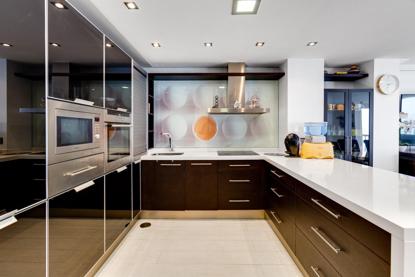 Kuchnia wnętrze.